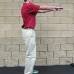 Body Weight Squat Jump - Start
