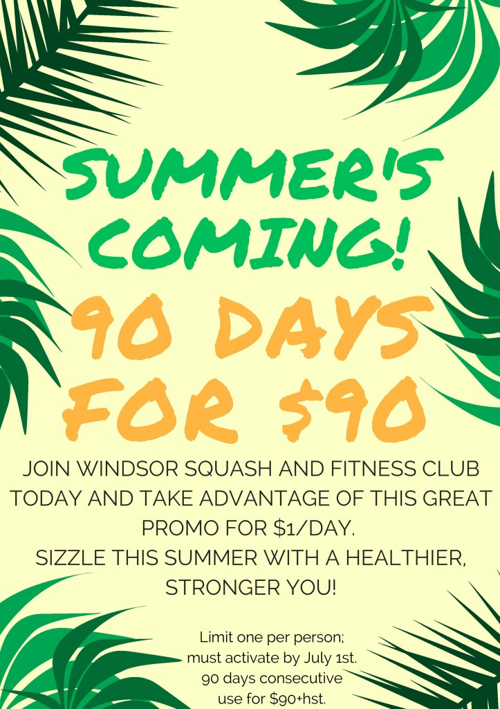 Summers coming!90 daysfor $90-page-001